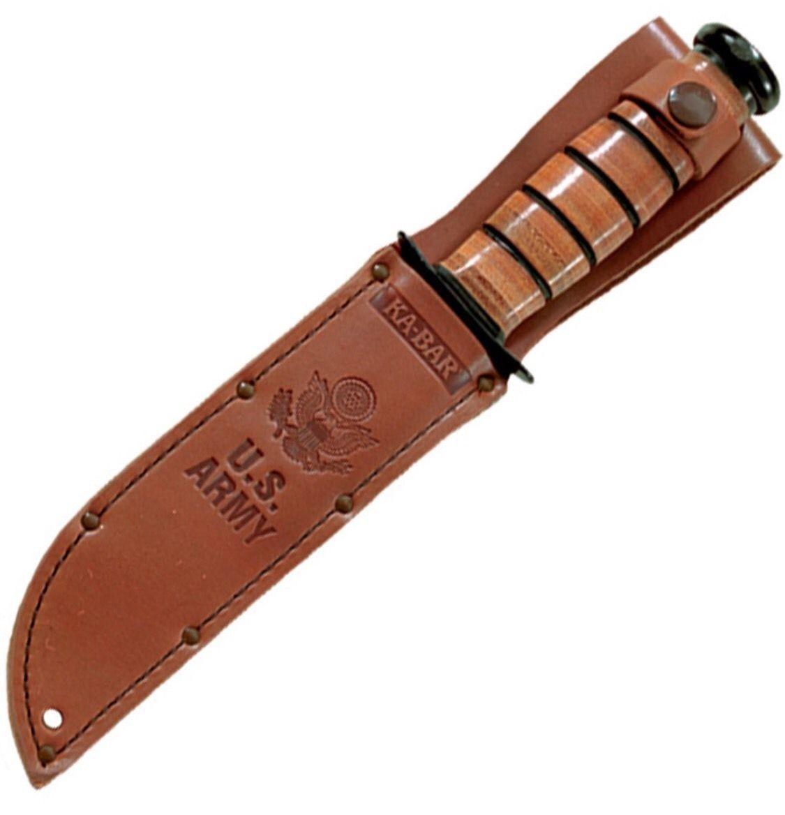 Ka Bar Us Military Fighting Utility Knife Us Army