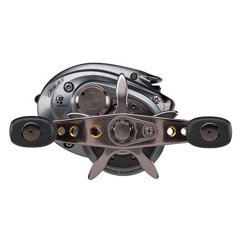 8+1BB 5.8:1 Corrosion Resistance Reel Abu Garcia ORRA2 SX Spinning Fishing Reel