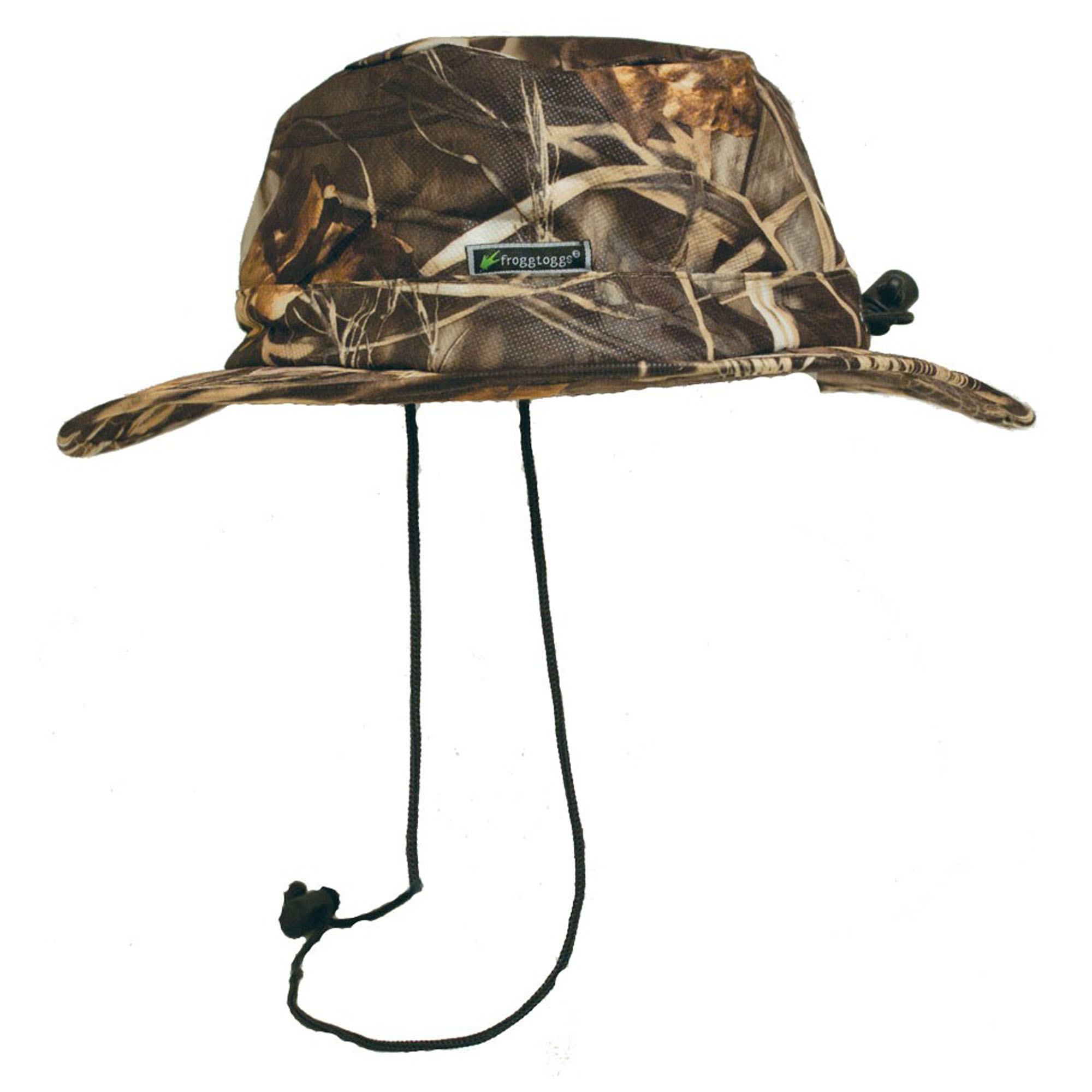 0e38183a8d0fd Frogg Toggs Waterproof Breathable Bucket Hat Realtree Max 5 Camo ...