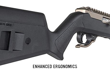 Magpul Industries Hunter X-22 Backpacker Stock Fits All Ruger 10//22 Takedowns I