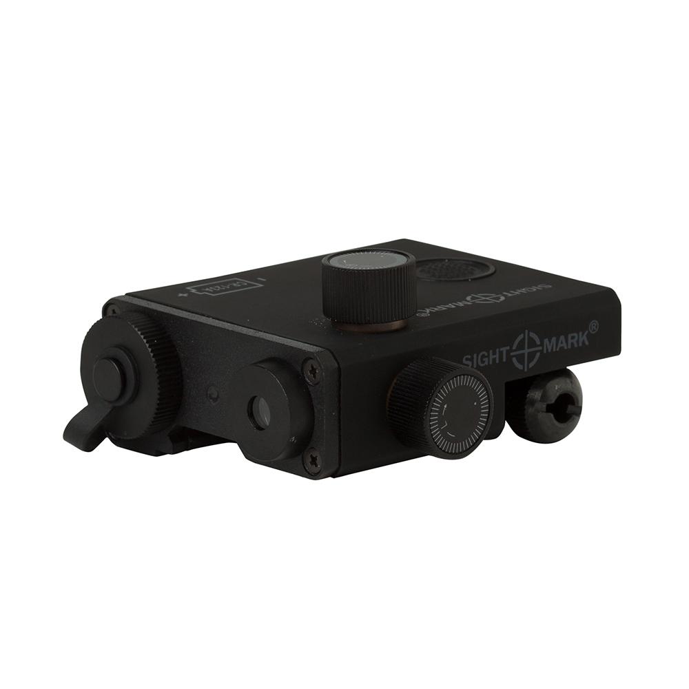 Sightmark SM25001 LoPro Green Laser 5mW AR-15 532 nm