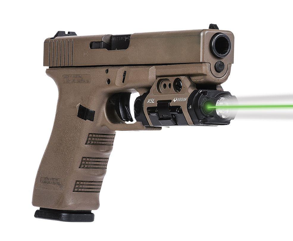 Viridian Weapon Technologies X5l Fde Gen 3 Universal Mount